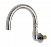 Healthcare tapware stainless steel