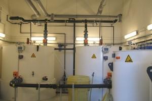 Traitement des effluents liquides