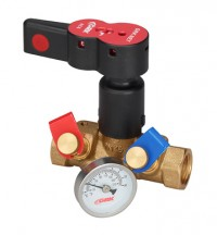 Balancing valves and accessories