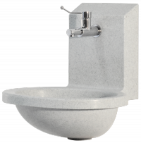 Lave-mains médical Ovalis II