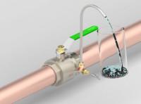 Prélèvement d'eau réseaux sanitaires